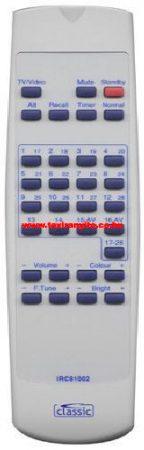 IRC 81002,IRC81002 SANYO RC700 RC710 SO1 távirányító
