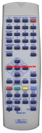 IRC 81471,IRC81471 MEDION AKAI RML1703 távirányító