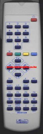 IRC 81504,IRC81504 MEDION GTV42P3 X52187 távirányító