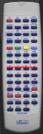 IRC 81507 EUR7651090 PANASONIC EUR511243 EUR7635010 távirányító
