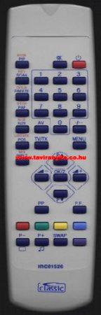 IRC 81526,IRC81526 MEDION TEVION LD2187F PL7187F távirányító