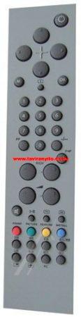 TECHWOOD RC501011 RC5010-11 TV távirányító