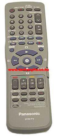 PANASONIC NV-FJ732F, NV-FJ732EE N2QAKB000025 gyári videó távirányító