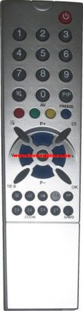 TM3602-PIP - ES ORION távirányító  T2950STXS, T2975SPTX S-FLAT