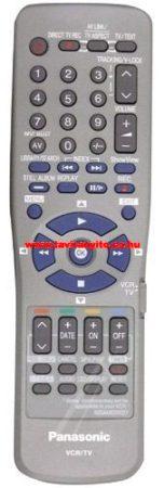 N2QAKB000027,N2QAKB000022, N2QAKB000040 PANASONIC GYÁRI VIDEÓ távirányító