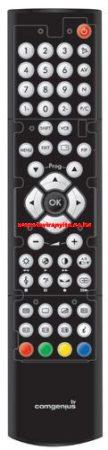 SAMSUNG BN5900493A, BN59-00493A COM20184 távirányító