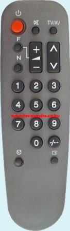 PANASONIC EUR501310, EUR 501310 távirányító