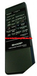 SHARP  gyári távirányító RRMCG0665GESA RRMCG0665GESA távirányító