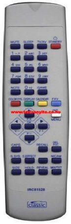 HU-T2170, HUT2170,RC1153603/00, RC1153603-00 HYUNDAI távirányító