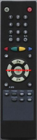 ORION T2180STX/FLAT,T2150STX/FLAT ASR100G-III TV távirányító