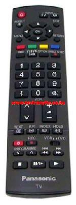 N2QAYB000223 PANASONIC PLASMA GYÁRI távirányító