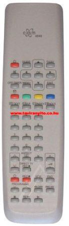 EUR765109A,  EUR765109 PANASONIC UTÁNGYÁRTOTT távirányító