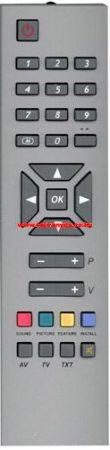 RC1241 RC 1241 VESTEL távirányító