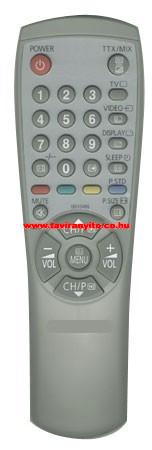 00104K AA59-00104K SAMSUNG TV távirányító
