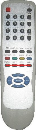 JAMA CTV-2981SFST, CTV2981SF ST VES01,VES-01 távirányító