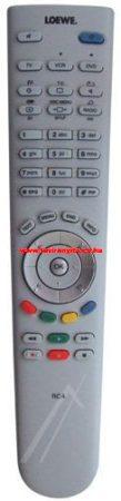 1- RC4 LOEWE GYÁRI LCD távirányító
