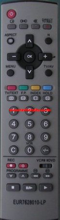 EUR7628010, EUR 7628010,EUR7628010R PANASONIC távirányító