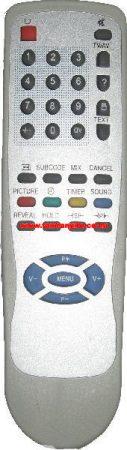 JAMA CTV-2105, CTV2105 TV távirányító