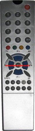 TM3602 T2835STX T2155MTX T2125ASTX T2120MTX ORION távirányító