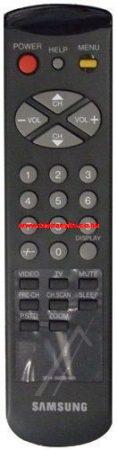SAMSUNG  gyári távirányító TM39,RM137PV,2 AA5910015B AA5910015B TÁVSZAB.