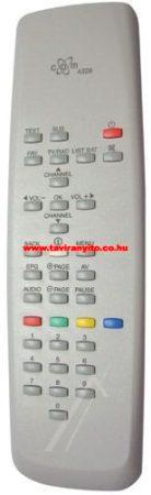 STRONG SRT6125  SRT90122 távirányító COM4328