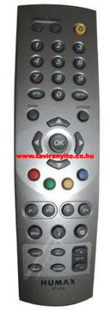 RS636, RS-636 PR-HD1000 HYUNDAI felvevős beltéri távirányító