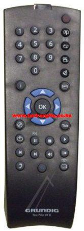 GRUNDIG 720117143800 távirányító