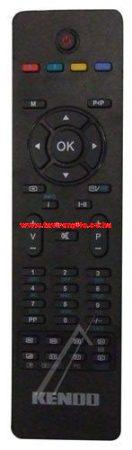 VESTEL 20452991 távirányító EHHEZ PASSZOL KENDO LC10S26HDDVB-T(2 távirányító