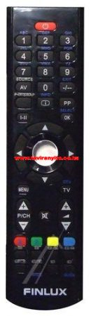 VESTEL 20439611 távirányító EHHEZ PASSZOL FINLUX 32FL850(2) távirányító