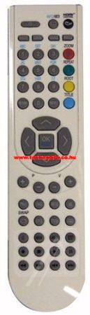 VESTEL  gyári távirányító RC1900 30065008 távirányító GLOSSY WHITE NOBRAND IDTV/DVD/CECRO
