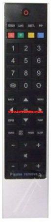 VESTEL RC3910 30065804 távirányító NO BRAND BLCK/SLVR IDTV ROHS