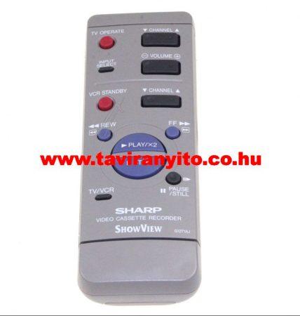 SHARP  gyári távirányító RRMCG1271AJSA RRMCG1271AJSA távirányító