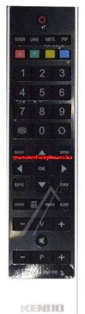 VESTEL RC3910 20527655 távirányító EHHEZ PASSZOL KENDO (BLK/SLVR)(GRAY/S)