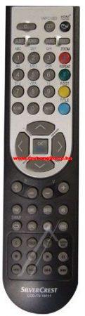 VESTEL  gyári távirányító RC1900 20541507 távirányító SILVERCREST&LCD-TV 19111(GR/S)