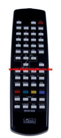 IRC 81929 LCD24-642 TECHNIKA LCD tv távirányító