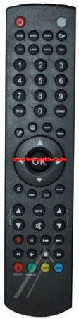 VESTEL,ORION LCD TV  gyári távirányító RC1910 30070046 távirányító BLACK NO BRAND IDTV ROHS