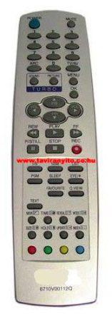 6710V00112Q, 6710V00145J LG  távirányító