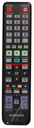 SAMSUNG TM1052 AK59-00125A távirányító MULTI, 48, 3V