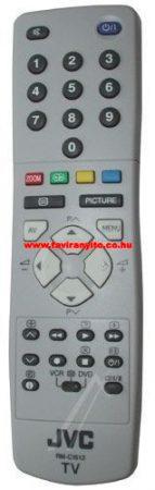 JVC  gyári távirányító RMC1512S VE30021287 távirányító SILBER