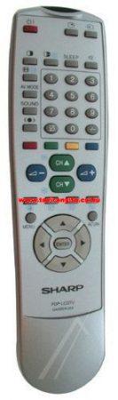 SHARP  gyári távirányító RRMCGA026WJSA távirányító