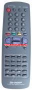SHARP  gyári távirányító RRMCG1072BMSA távirányító