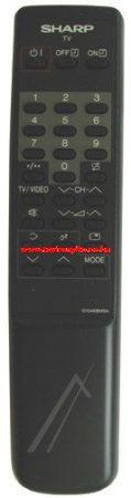 SHARP  gyári távirányító RRMCG1046BMSA RRMCG1046BMSA távirányító