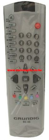 GRUNDIG RC45C 759551059300 RC 45 C