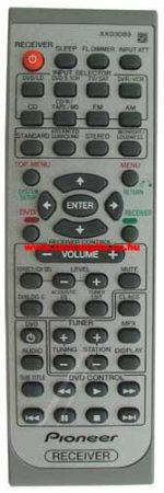 PIONEER RC515MY XXD3089 távirányító