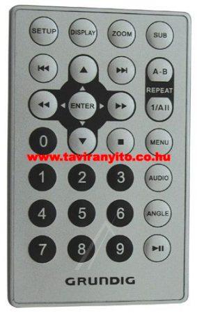 GRUNDIG RC4D 720117137800 távirányító RC 4 D