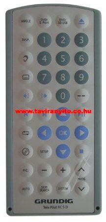 GRUNDIG RC5D 720117140200 távirányító
