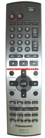 EUR7624KH0, EUR7624KHO, dmr-e60, dmre60 panasonic dvd felvevő távirányító