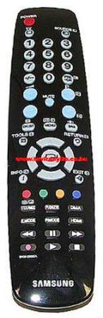 BN59-00685A, BN5900685A TM-96B SAMSUNG GYÁRI LCD távirányító