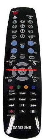 BN59-00686A , BN5900686A TM-96B SAMSUNG GYÁRI lcd távirányító