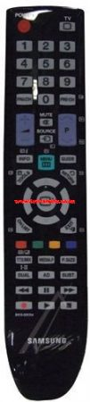 BN59-00939A,BN59-00940A SAMSUNG TM950 LCD GYÁRI távirányító